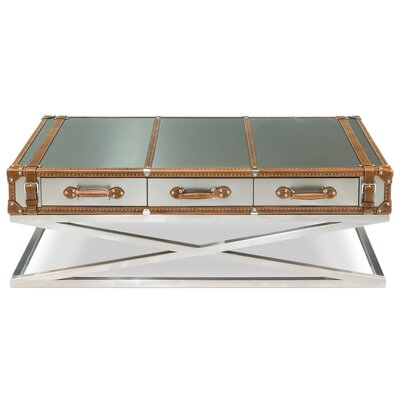 Belted Coffee Table