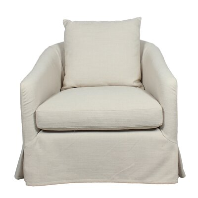 Miranda Swivel Barrel Chair