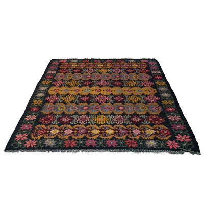 Oriental Hand Woven Turkish Area Rug