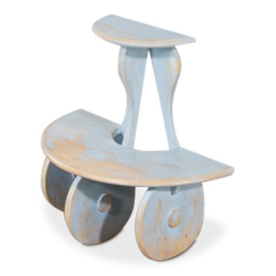 Funky End Table