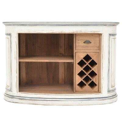 Markey Favorite Bar Floor Wine Cabinet