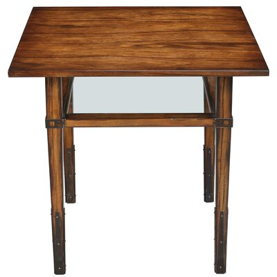 Taper Square End Table