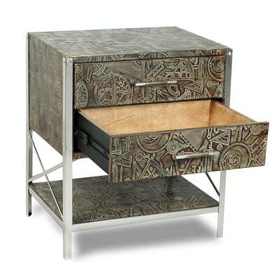 Galileo Chairside End Table