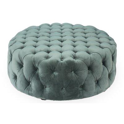 Manda Ottoman Upholstery: Mossgreen