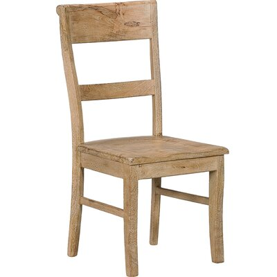 Country Inn Solid Wood Dining Chair (Set of 2)