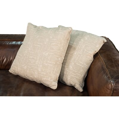 Customized Throw Pillow Color: White