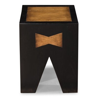 Butterfly Joint End Table