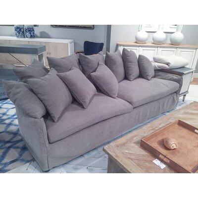 Frost Sofa Upholstery: Slate Gray
