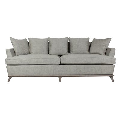 Vincent Sofa Upholstery: Gray