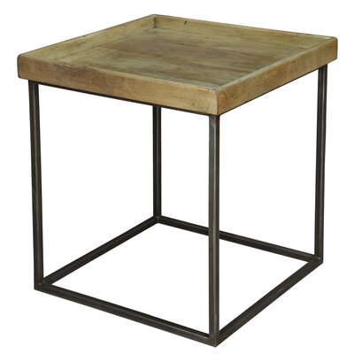Square Tray Table