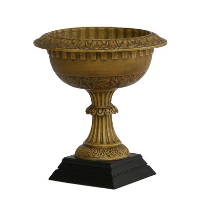 Cast Iron Garden Urn Planter 40326