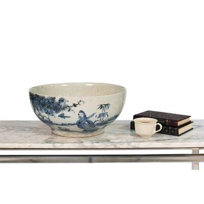 Porcelain Decorative Bowl 30540