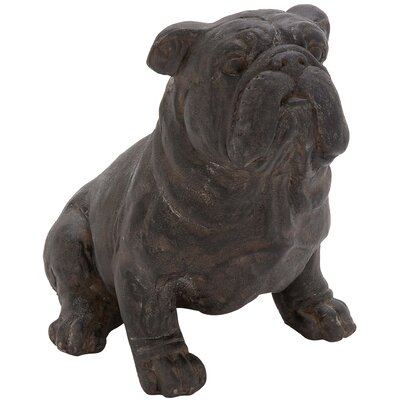 Charming Bulldog Figurine 44720