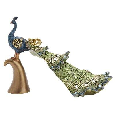 Peacock D�cor Figurine 54938
