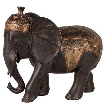 Alluring Elephant Figurine BRU-844608