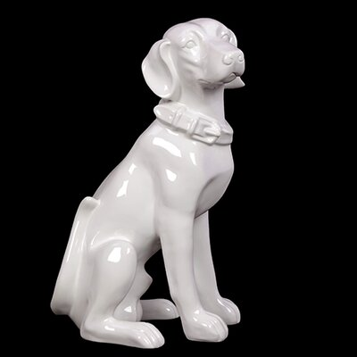 Sitting Dog Figurine BRU-559776