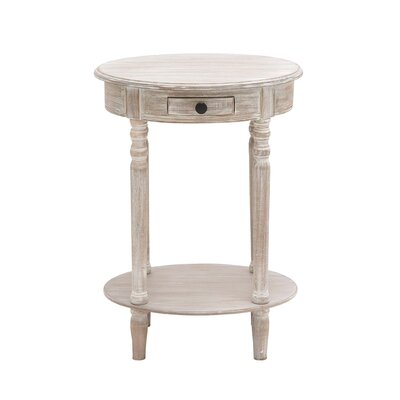 The Petite End Table
