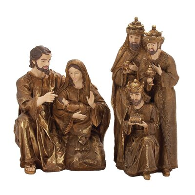 2 Piece Nativity Figure Set 76453