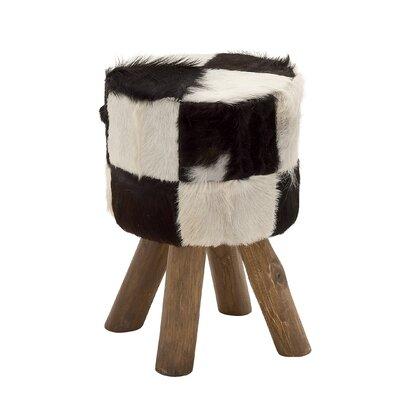 Unmissable Ottoman Upholstery: Black