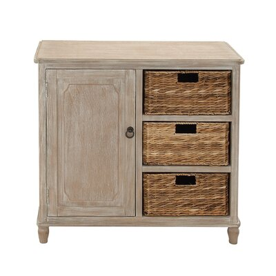 Basket Dresser Finish: Natural