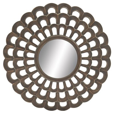 Donnet Metal Wall Mirror