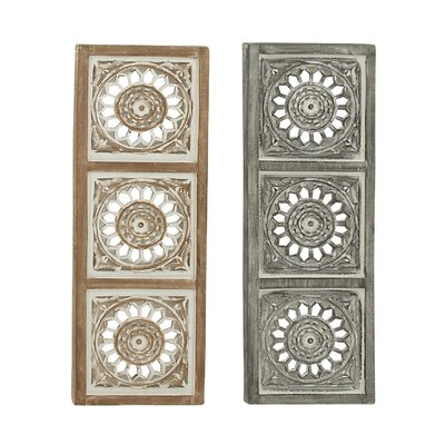 Appealing Panel Wall Décor Set