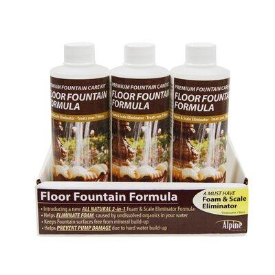 Floor Fountain Cleaner ALP-PPL102