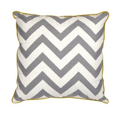 Essentials Throw Pillow Color: Gray