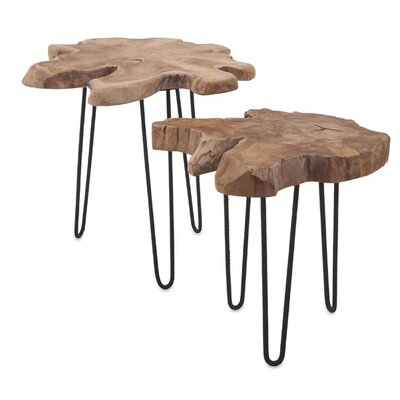 Baltra 2 Piece Nesting Tables