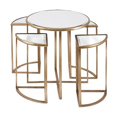 Limba 5 Piece End Table Set