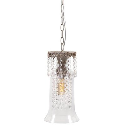 Whitney 1-Light Mini Pendant