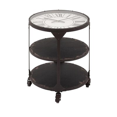 Ella Elaine Timeless End Table