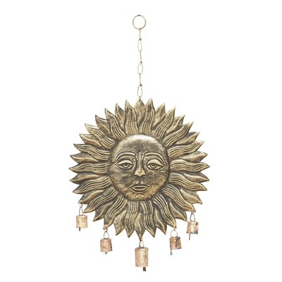 Sunface Wind Chime