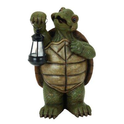 LED Turtle Figurine