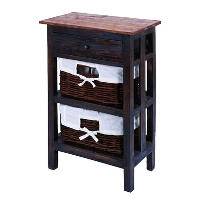 Easy financing Accent End Table Finish: Black...