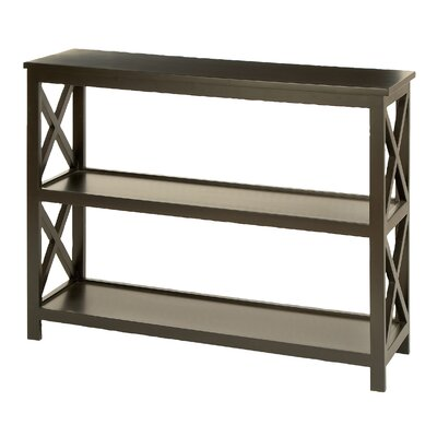 Easy financing Grand Wood Console Table...