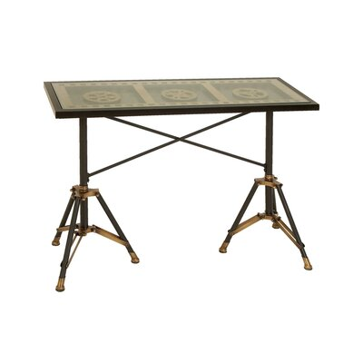 Movie Reel Console Table 51784