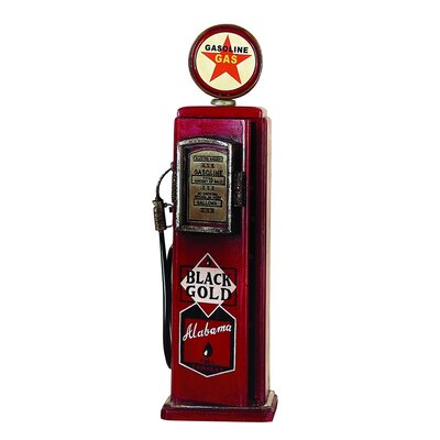 Gas Pump Multimedia Cabinet