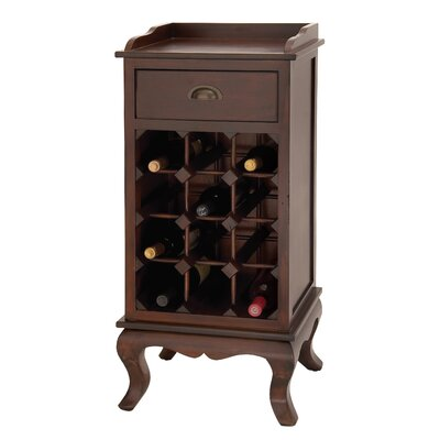 No credit check financing 12 Bottle Wine Cabinet...