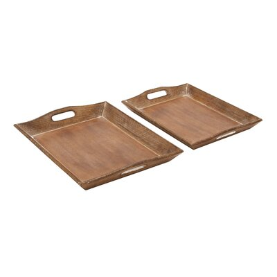 Abrams Wood Platter