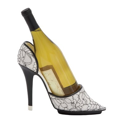 Shoe 1 Bottle Tabletop Wine Rack