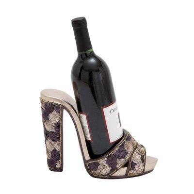 Shoe 1 Bottle Tabletop Wine Rack