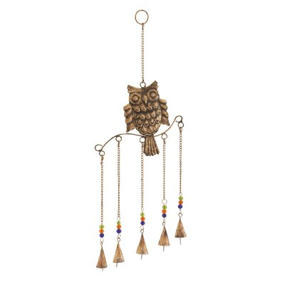 Owl Wind Chime 26783