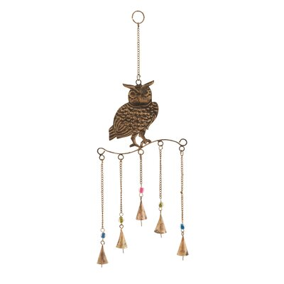 Owl Wind Chime 26784