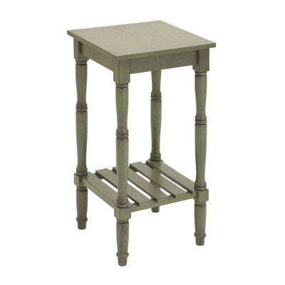 End Table II Finish: Green