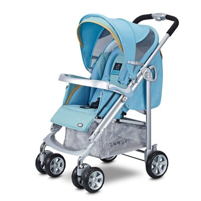 Zooper Waltz Smart Standard Stroller - Color: Cyan at Sears.com