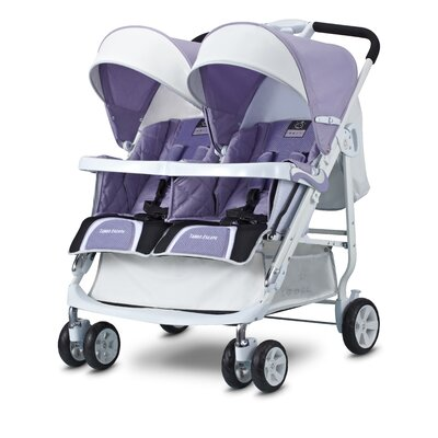 Zooper Tango Escape Double Stroller - Color: Lavender at Sears.com