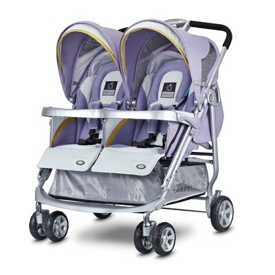 Zooper Tango Smart Double Stroller - Color: Lavender at Sears.com