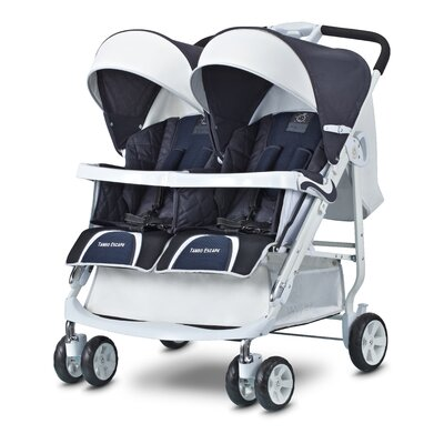 Zooper Tango Escape Double Stroller - Color: Ruby Storm at Sears.com