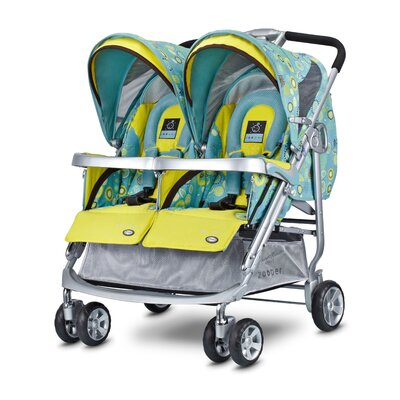 Zooper Tango Smart Double Stroller - Color: Summer Day at Sears.com